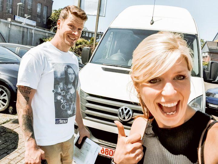 Ride-Life VW Crafter Vanlife Camper